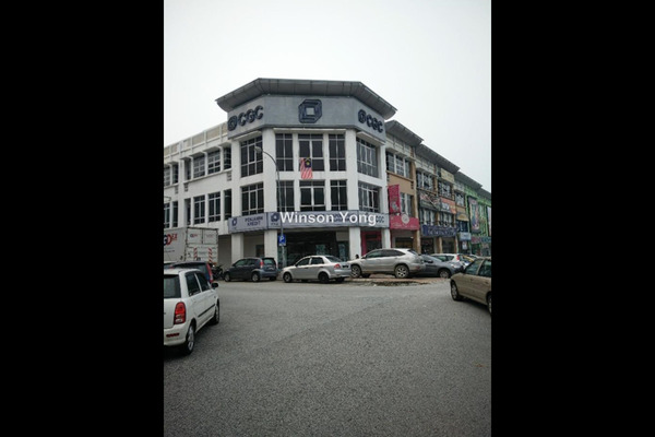For Rent Shop at Section 4, Wangsa Maju Leasehold Unfurnished 0R/0B 18k