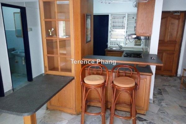 For Sale Apartment at Subang Ville Ehsan, Bandar Sunway Leasehold Semi Furnished 3R/2B 325k