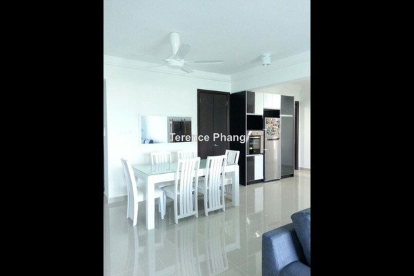 For Rent Apartment at Gardenview Residence, Cyberjaya Leasehold Semi Furnished 3R/3B 3.3k
