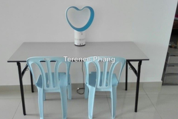 For Rent Apartment at De Centrum City, Kajang Leasehold Fully Furnished 3R/2B 2k