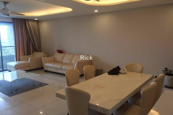 For Rent Condominium at Ara Hill, Ara Damansara Leasehold Semi Furnished 4R/5B 6k