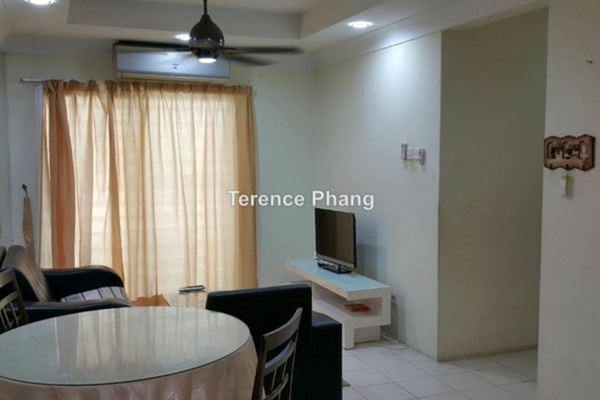 For Sale Condominium at Winner Court B, Desa Petaling Leasehold Semi Furnished 3R/2B 328k