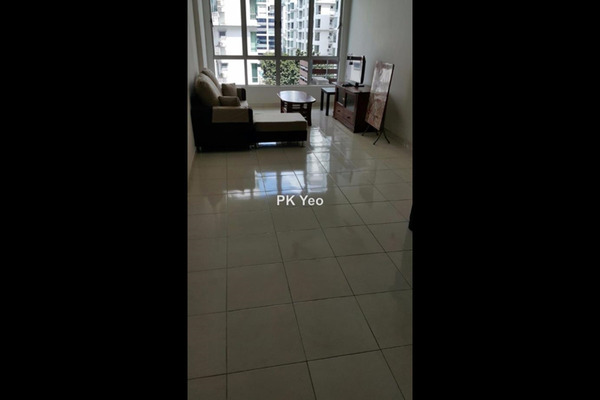 For Rent Condominium at e-Tiara, Subang Jaya Leasehold Semi Furnished 2R/2B 2.2k