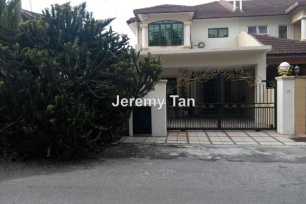 For Sale Superlink at Taman Cheras Mewah, Cheras South Freehold Fully Furnished 3R/3B 850k