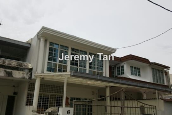 For Sale Terrace at Taman Connaught, Cheras Leasehold Semi Furnished 5R/3B 730k