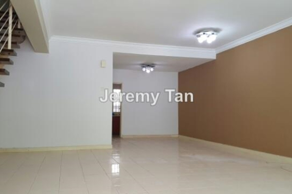 For Sale Terrace at Bukit Segar Jaya, Cheras Leasehold Semi Furnished 4R/4B 900k