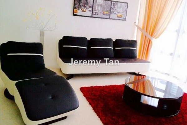 For Rent Condominium at Idaman Residence, KLCC Freehold Fully Furnished 2R/2B 3.9k