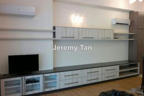 For Rent SoHo/Studio at Park View, KLCC Freehold Fully Furnished 0R/1B 2.6k