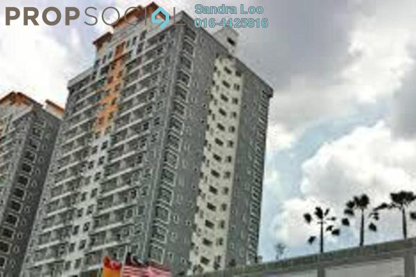 For Sale Condominium at Park 51 Residency, Petaling Jaya Leasehold Semi Furnished 3R/2B 550k