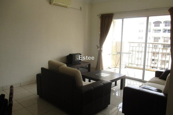 For Sale Condominium at Aseana Puteri, Bandar Puteri Puchong Freehold Unfurnished 3R/2B 605k