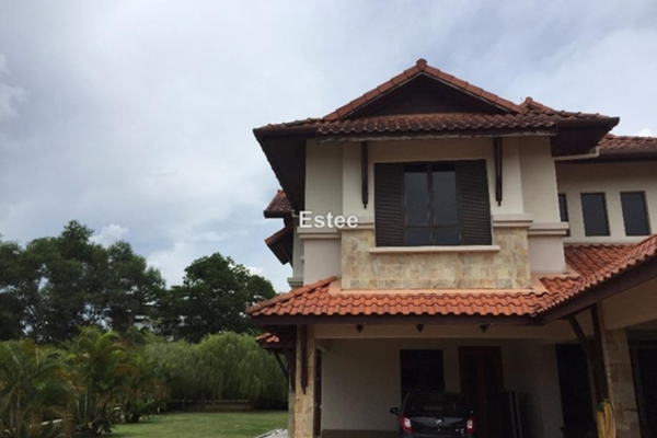 For Sale Bungalow at BK6, Bandar Kinrara Freehold Semi Furnished 6R/7B 4.5m