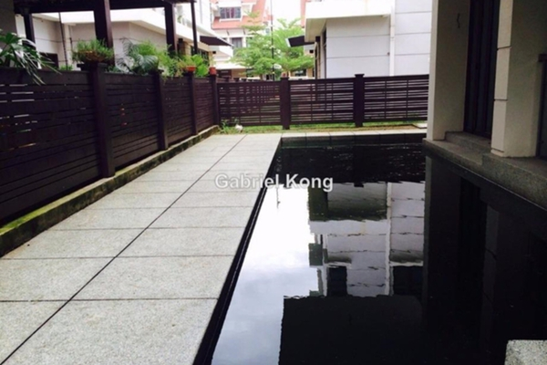 For Sale Bungalow at ResTrees, UEP Subang Jaya Leasehold Semi Furnished 7R/8B 3.3m