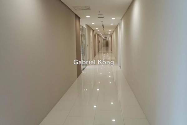 For Rent Office at Q Sentral, KL Sentral Leasehold Unfurnished 0R/0B 6.48k