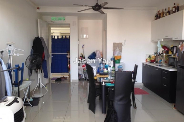 For Sale SoHo/Studio at The Scott Soho, Old Klang Road Leasehold Semi Furnished 1R/2B 525k
