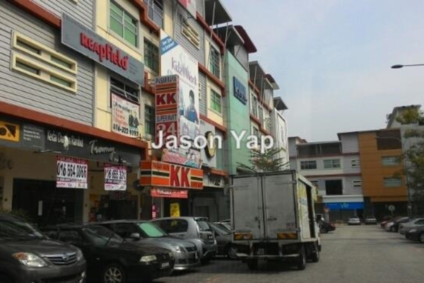 For Rent Shop at The Link, Bukit Jalil Leasehold Unfurnished 0R/0B 7.8k
