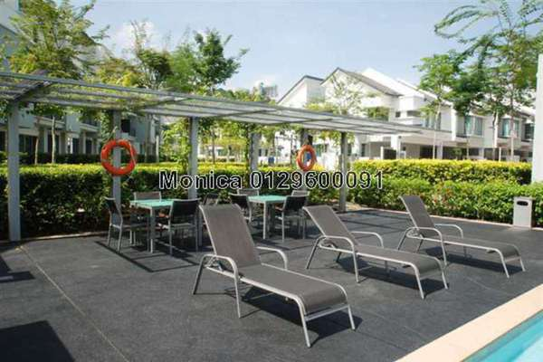 For Sale Superlink at Zenia, Desa ParkCity Freehold Semi Furnished 4R/5B 2.48m