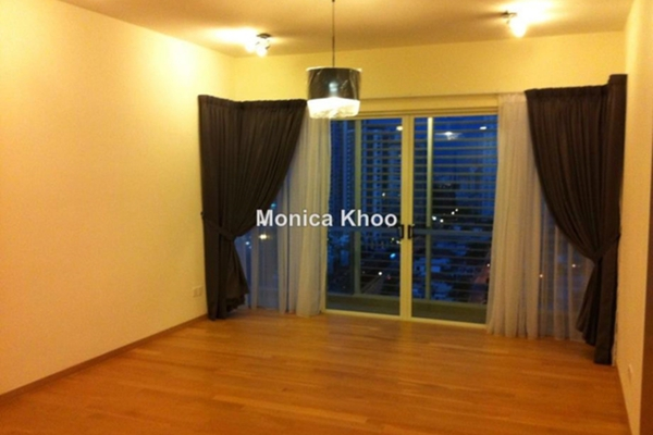 For Rent Condominium at 28 Mont Kiara, Mont Kiara Freehold Semi Furnished 3R/4B 7k