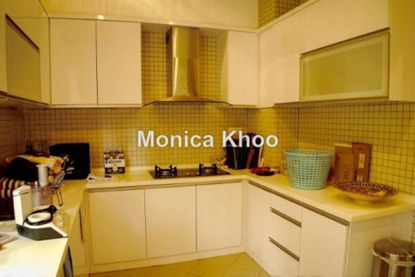 For Rent Bungalow at Kiara Hills, Mont Kiara Freehold Semi Furnished 5R/6B 23k