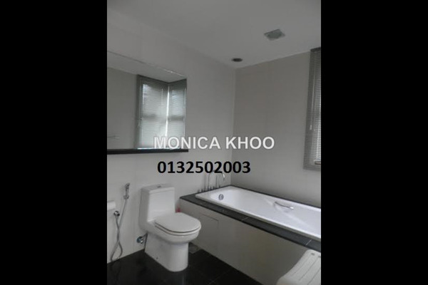 For Rent SoHo/Studio at Kiaraville, Mont Kiara Freehold Semi Furnished 0R/1B 2.5k