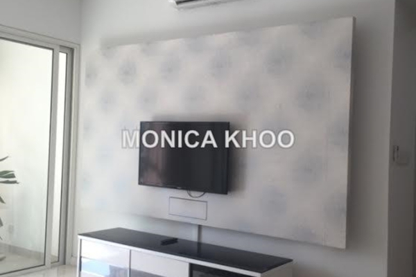 For Rent Condominium at Kiaraville, Mont Kiara Freehold Semi Furnished 3R/4B 5.5k