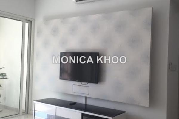 For Rent Condominium at Kiaraville, Mont Kiara Freehold Semi Furnished 3R/4B 5.5k