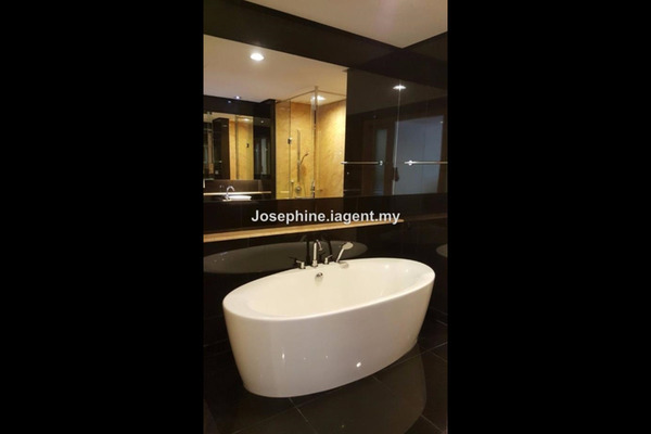 For Rent Condominium at St Mary Residences, KLCC Leasehold Semi Furnished 1R/2B 4.5k