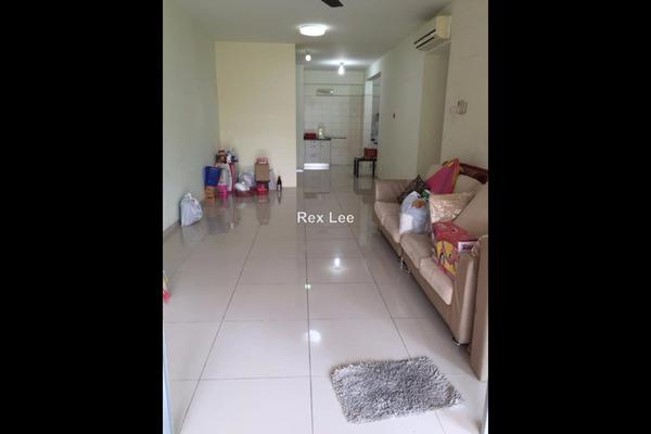 For Sale Condominium at Midfields, Sungai Besi Leasehold Semi Furnished 3R/2B 690k