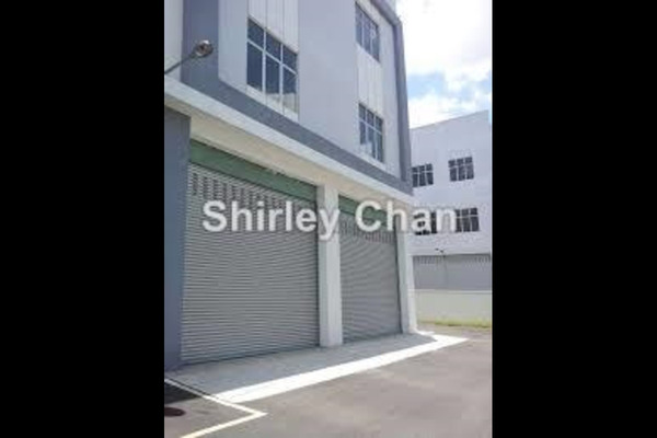 For Sale Factory at i-Parc2, Shah Alam Freehold Unfurnished 0R/0B 3.4m
