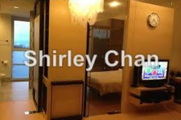 For Rent SoHo/Studio at VERVE Suites, Mont Kiara Freehold Fully Furnished 0R/1B 2.5k
