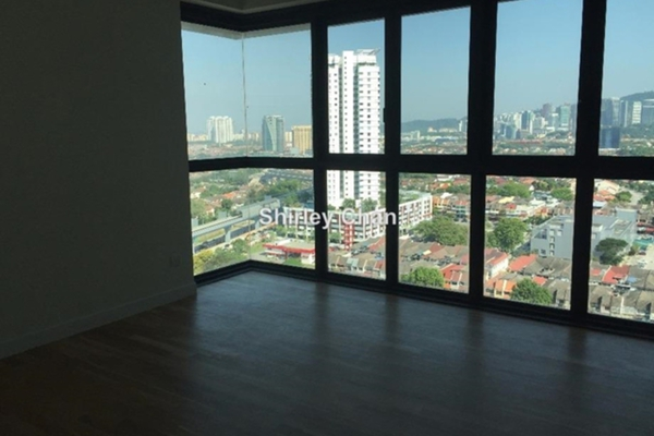 For Rent Condominium at The Greens, TTDI Freehold Semi Furnished 2R/3B 3.8k