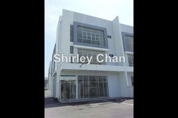 For Rent Factory at i-Parc2, Shah Alam Freehold Unfurnished 0R/0B 8.8k