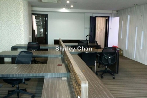 For Rent Office at PJ8, Petaling Jaya Leasehold Unfurnished 0R/0B 12k
