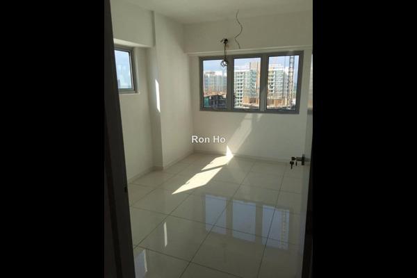 For Rent Condominium at Pan'gaea, Cyberjaya Leasehold Semi Furnished 1R/1B 1.35k