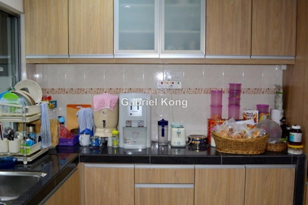 For Sale Link at Puteri 12, Bandar Puteri Puchong Freehold Semi Furnished 4R/4B 910k