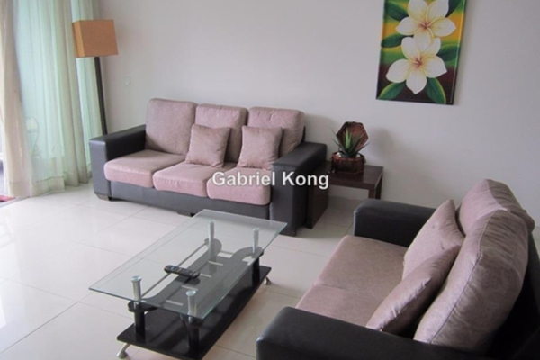 For Sale Condominium at Laman Baiduri, Subang Jaya Leasehold Fully Furnished 3R/2B 780k