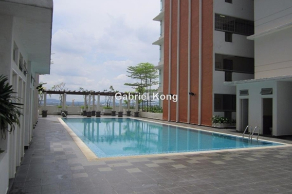 For Sale Apartment at The Arc, Cyberjaya Leasehold Semi Furnished 3R/2B 380k