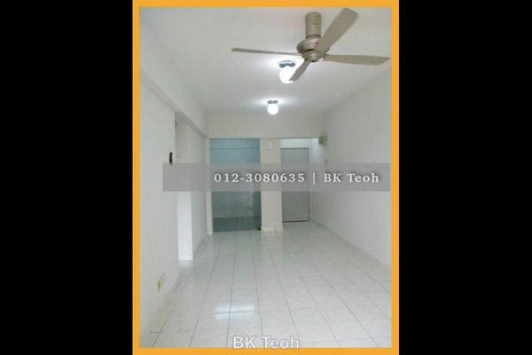 For Sale Apartment at Arena Green, Bukit Jalil Leasehold Unfurnished 2R/2B 359k