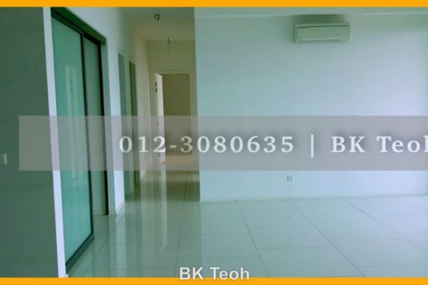 For Sale Condominium at The Treez, Bukit Jalil Leasehold Semi Furnished 4R/4B 1.42m