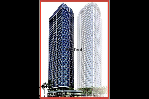 For Rent Office at The Vertical, Bangsar South Leasehold Unfurnished 0R/0B 4.2k