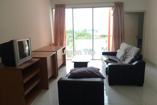 For Sale Apartment at Cyberia Crescent 1, Cyberjaya Leasehold Fully Furnished 3R/2B 360k