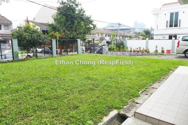 For Sale Bungalow at Taman Mutiara Barat, Cheras Freehold Semi Furnished 4R/4B 2.8m