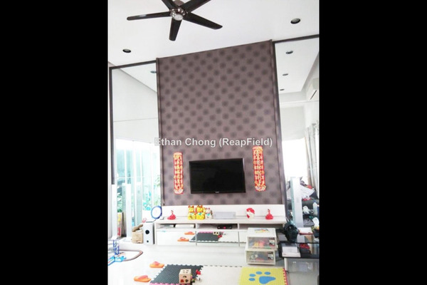 For Sale Terrace at The Oasis, Cheras South Freehold Semi Furnished 5R/4B 1.15m
