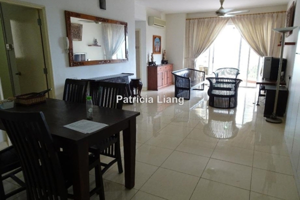 For Rent Condominium at Kiaramas Sutera, Mont Kiara Leasehold Semi Furnished 3R/2B 3k