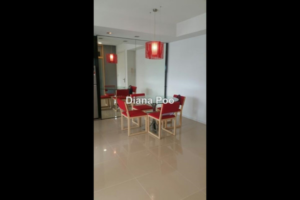 For Rent Condominium at VERVE Suites, Mont Kiara Leasehold Fully Furnished 1R/1B 3k