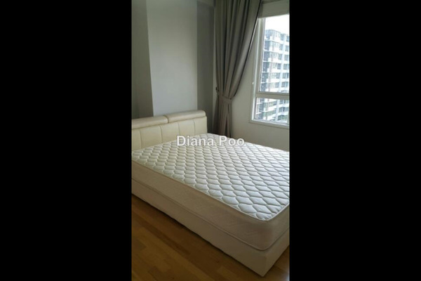 For Rent Condominium at Kiaraville, Mont Kiara Leasehold Fully Furnished 3R/3B 4.5k