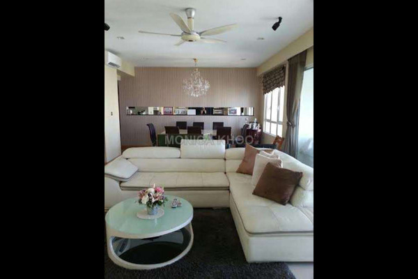 For Sale Condominium at Kiaraville, Mont Kiara Freehold Semi Furnished 3R/4B 1.5m