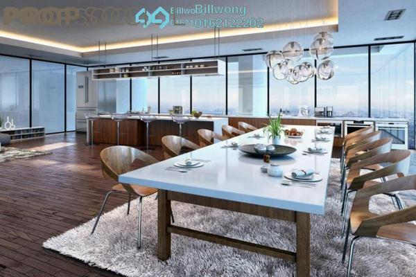 For Sale Condominium at The Andes, Bukit Jalil Freehold Unfurnished 3R/2B 553k