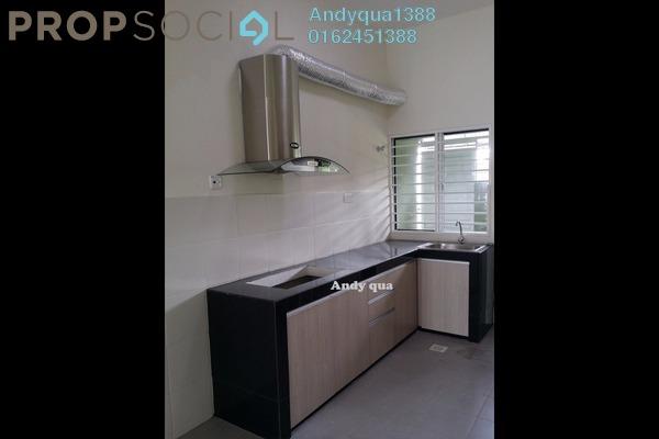 For Rent Terrace at Taman Sri Andalas, Klang Leasehold Semi Furnished 3R/3B 1.2k