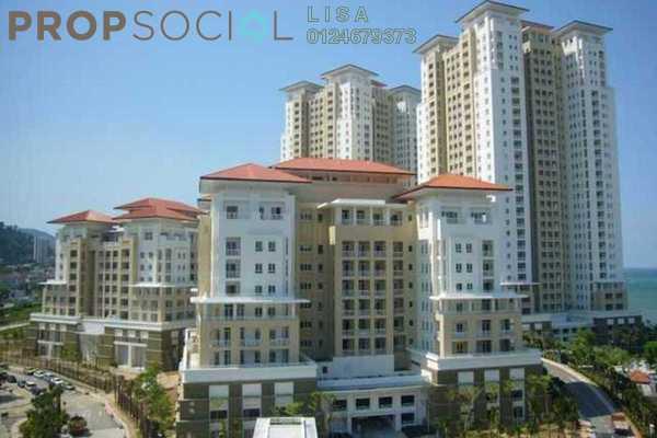 For Rent Condominium at Quayside, Seri Tanjung Pinang Freehold Fully Furnished 2R/2B 3.9k