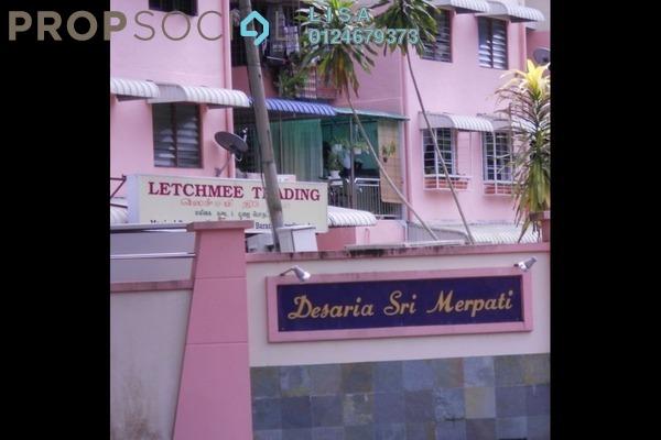For Sale Apartment at Desaria Sri Merpati, Sungai Ara Freehold Unfurnished 2R/1B 220k